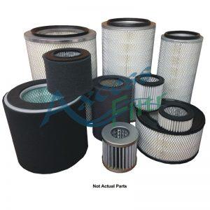 ABAC 9056010 Filtre à Air